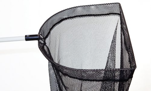 Bird Catch Net D Shape Frame