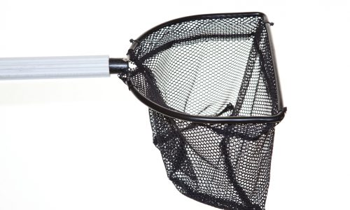 """12"""" x 9"""" Stainless Steel Hand Nets"""
