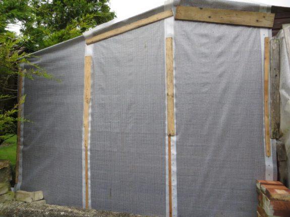 Shelterflex Waterproof Sheeting
