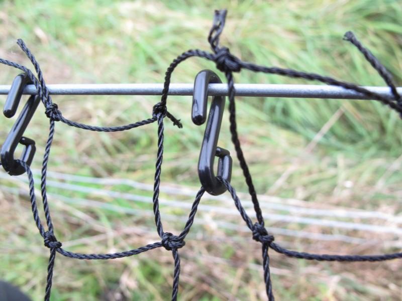 Partridge Pen Netting S hooks