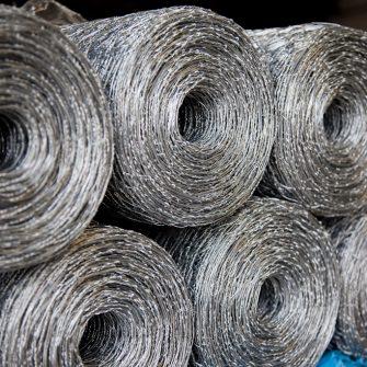 Heavy Galvanised Wire Netting 19mm