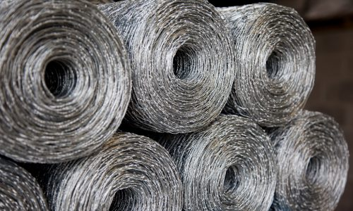 Galvanised Wire Netting 19mm