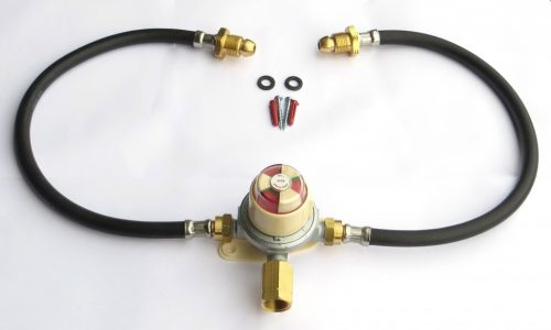 Automatic Changeover Gas Valve