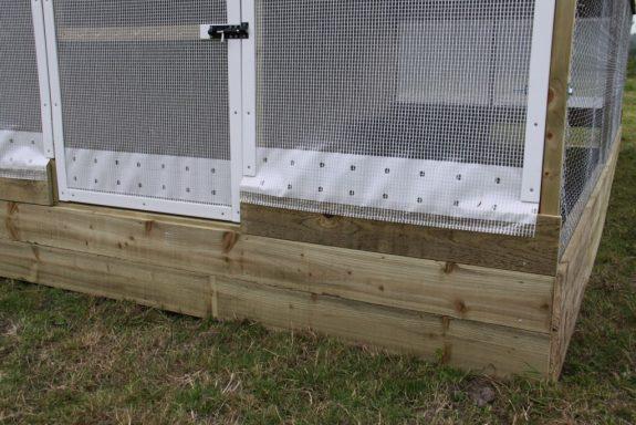 Shelterflex Waterproof Sheeting – 3 mtrs x 45 mtrs