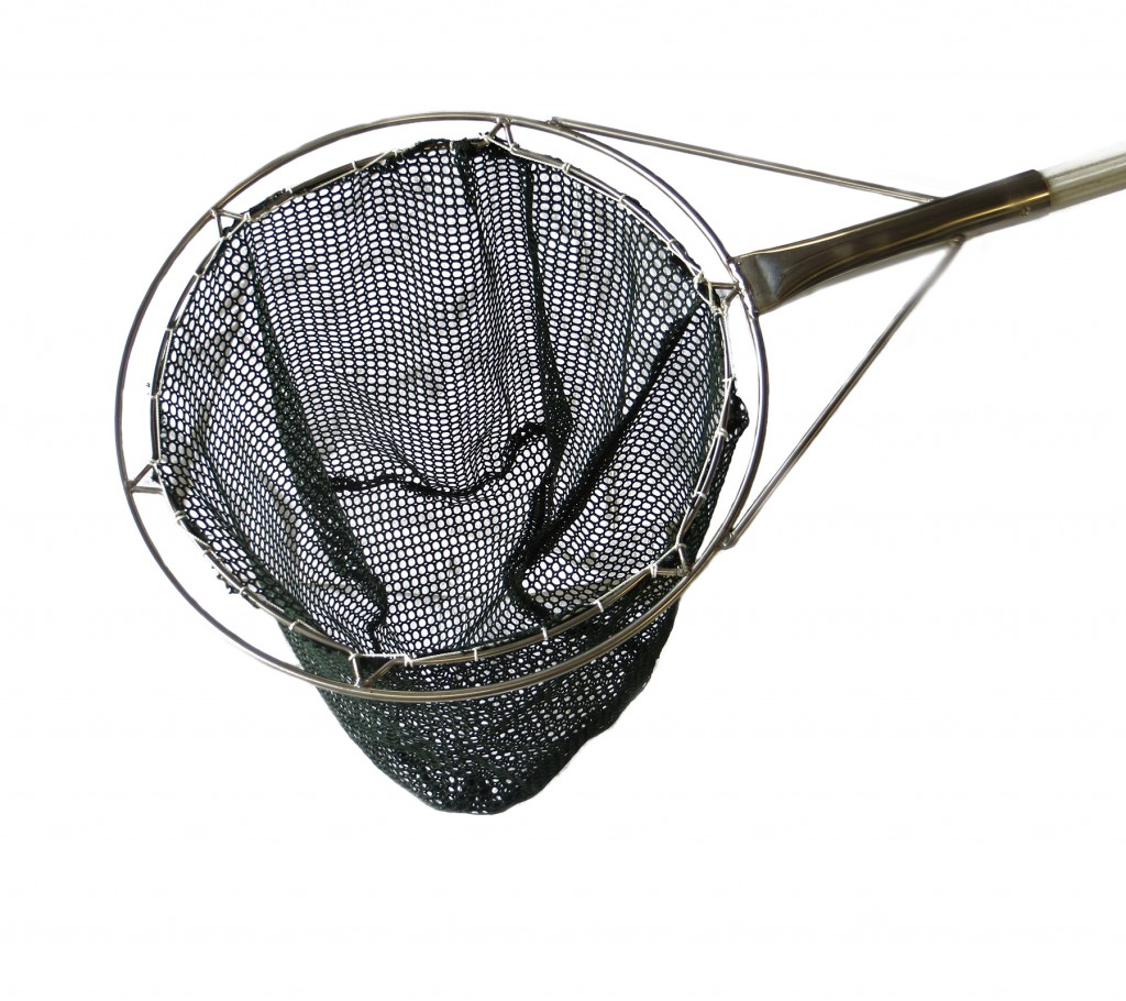 17 round frame dip net green golf mesh collins nets ltd for Dip nets for fishing