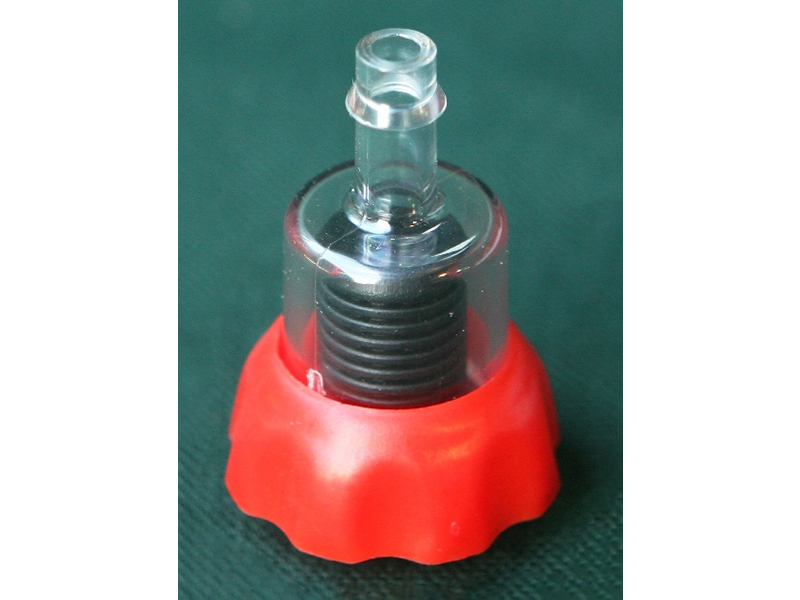 Dome Drinker Nut, Cover, Filter & Washer