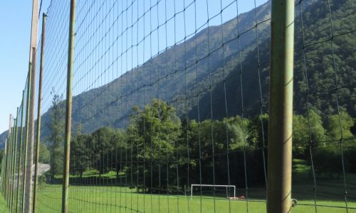Football Perimeter Netting