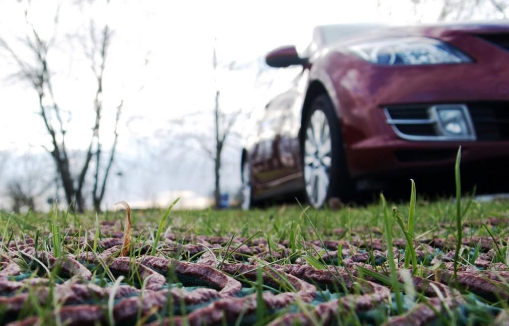 GP Flex Grass, Car