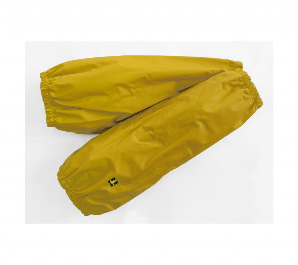 Guy Cotten Waterproof Cuffs - Yellow