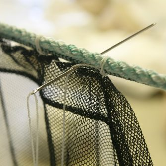Micromesh Fry Seine Nets