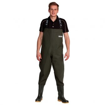 Ocean Chest Waders with Plain sole