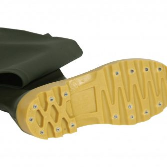 Ocean Waist Waders with Studded sole