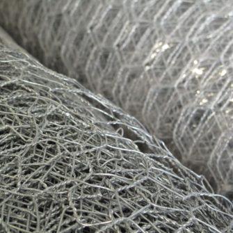 Heavy Galvanised Wire Netting - 31mm