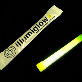 Illumiglow Safety Grade Light Sticks – 12 hr – Packs of 10