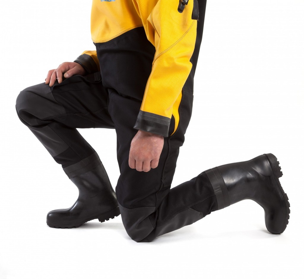 DRYSUIT COLLINS TELESCOPIC
