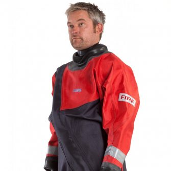 Rescue Drysuit – Collins Standard Design – Front Entry