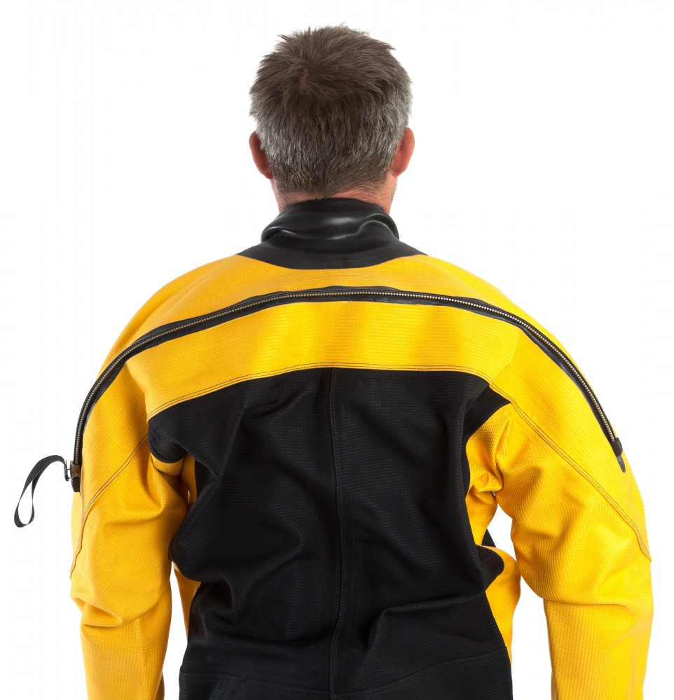 drysuit - collins telescopic