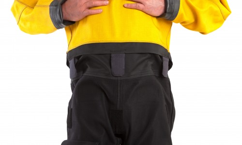 Telescopic Rescue Drysuit