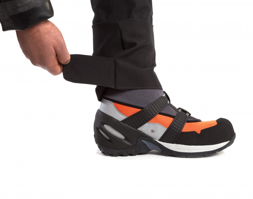 Ankle Cover with SAR boots
