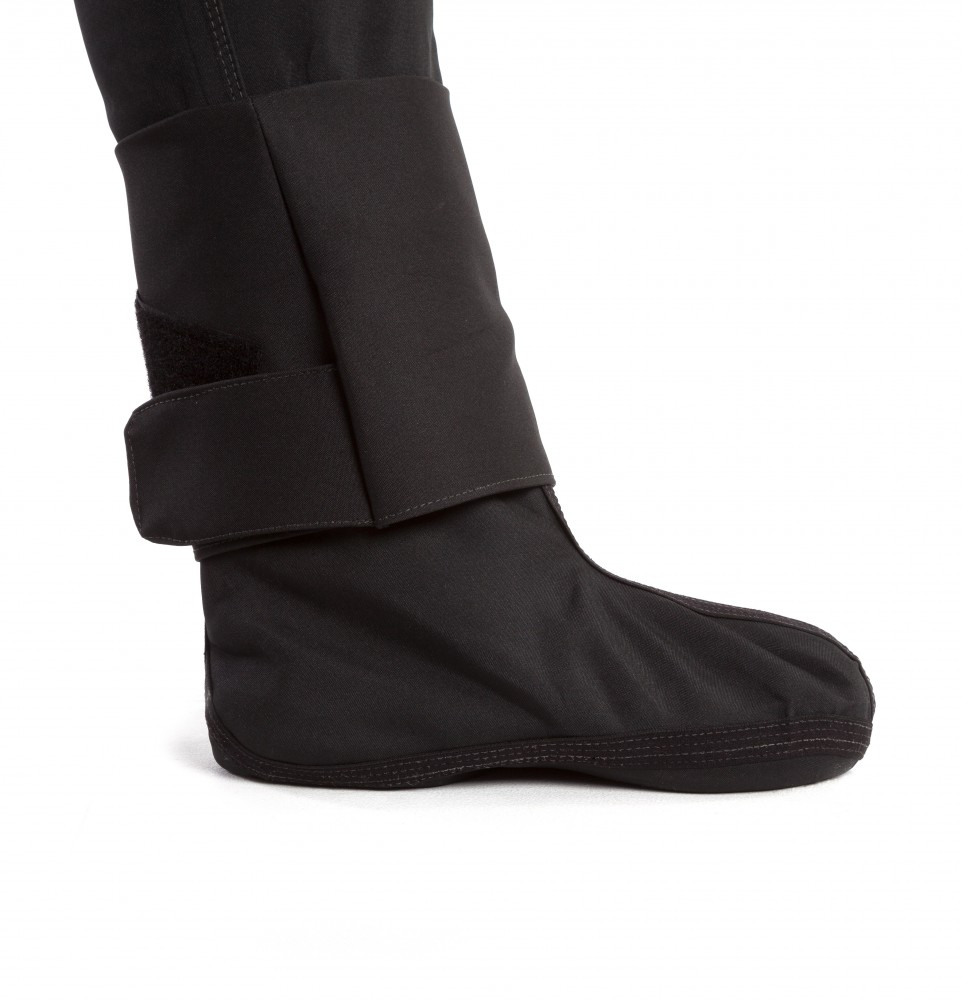 Fabric Sock with Ankle Cover
