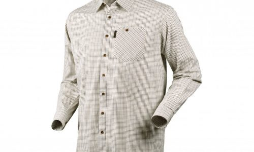 Seeland Preston Shirt Egret
