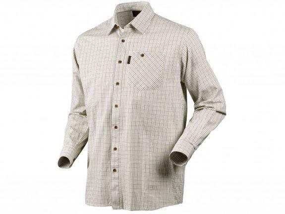 Seeland Preston Shirt Egret