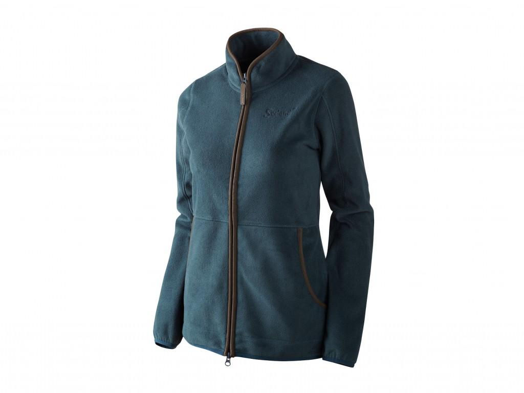 ... Bolton Lady Fleece – Carbon Blue.  <div class=