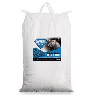 Sapphire Grain – Single Feed Bait – 5kg Tub or 20kg Sack
