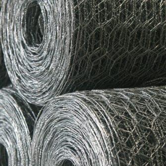 Heavy Galvanised Wire Netting – 25mm (1″) Mesh