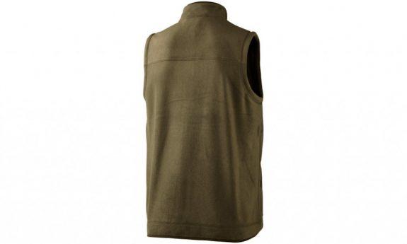Seeland Bolton Fleece Waistcoat Green