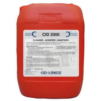 CID 2000 – Water Sanitiser & Acidifier for Drinker Systems