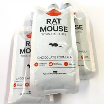 Goodnature Rat & Mouse Lure Pouch 200g