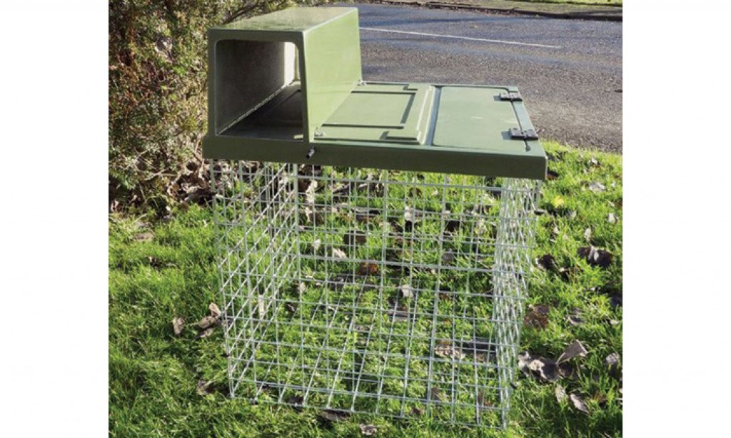 Rabbit Drop Box Trap