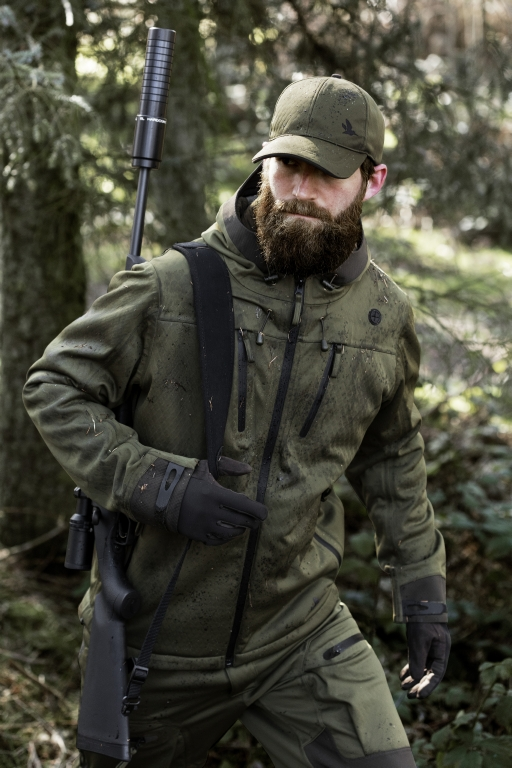 Seeland Hawker Shell Jacket Green