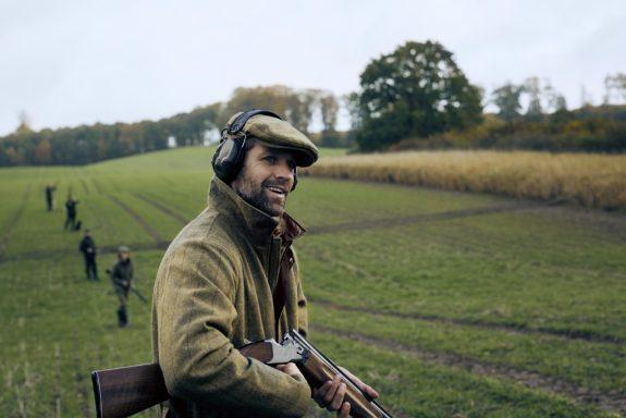 Seeland Ragley Tweed Shooting Jacket