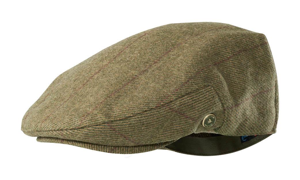 Seeland Ragley Tweed Flat Cap