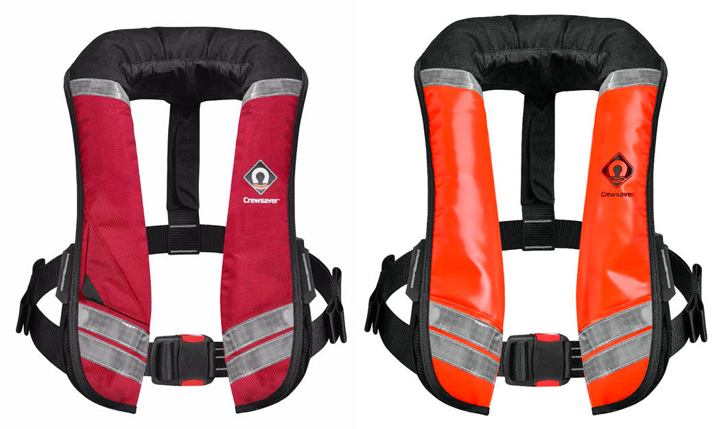 Crewfit 150N XD Lifejackets