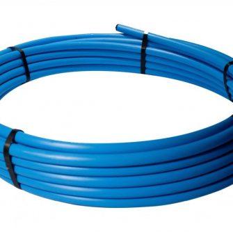 MDPE Blue Alkathene Water Pipe