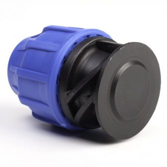 End Cap for 25mm Pipe