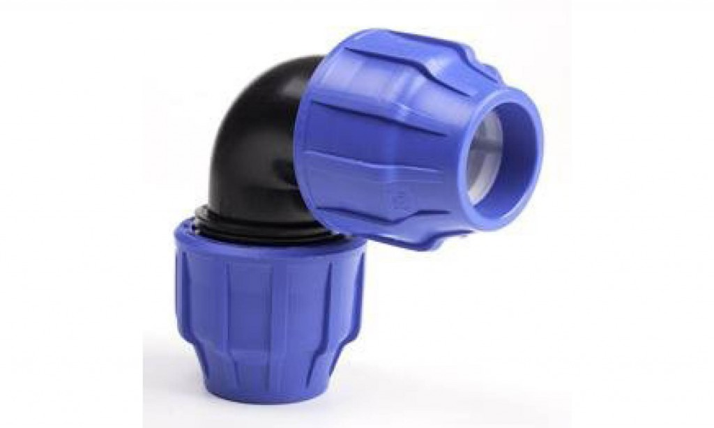 MDPE Pipe Fitting Elbow 90