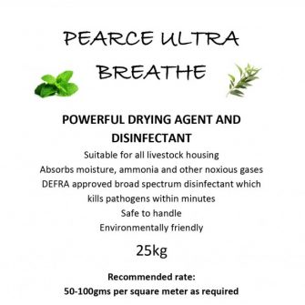 Pearce Ultra Breathe Disinfectant