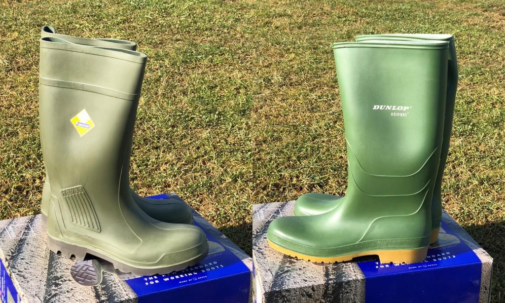 Dunlop Wellington Boots