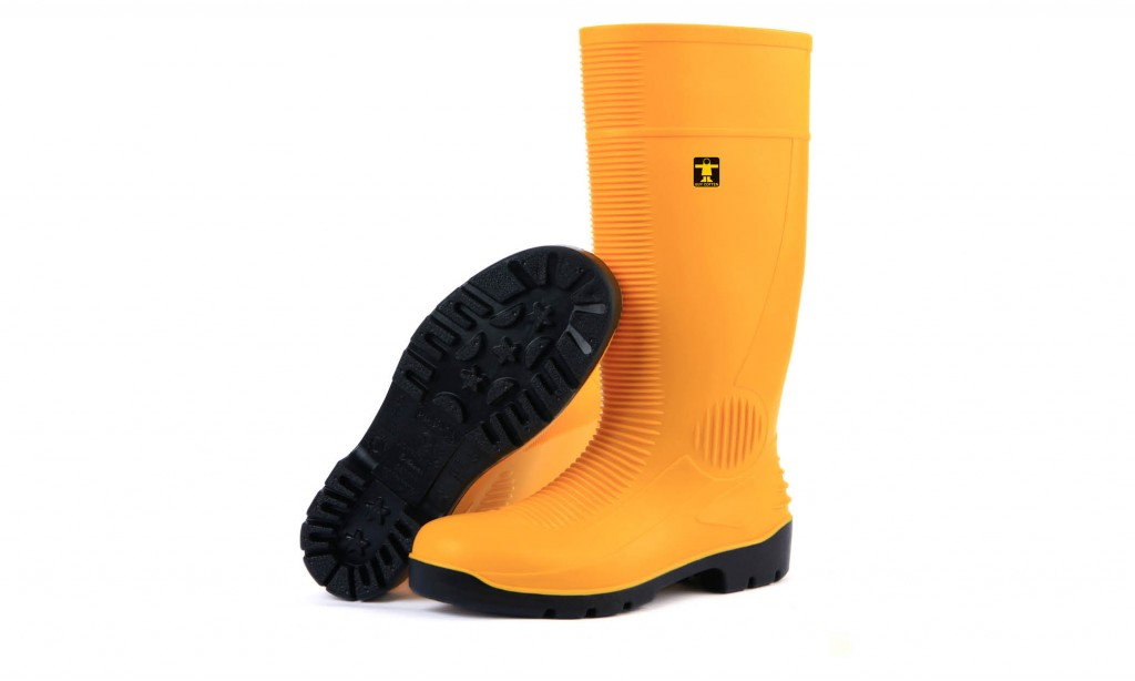 ee483adc8a1 Guy Cotten GC Admin Wellingtons - Yellow