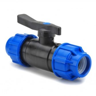 MDPE Ball Valve On/Off Tap
