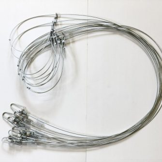 One Piece Fox Snares – UK Manufactured – Pack of 10