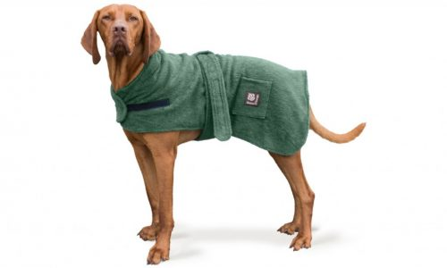 Dog Towelling Robe Danish Design