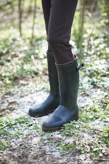 Aigle Parcours 2 ISO Neoprene Wellington Boots (Unisex)