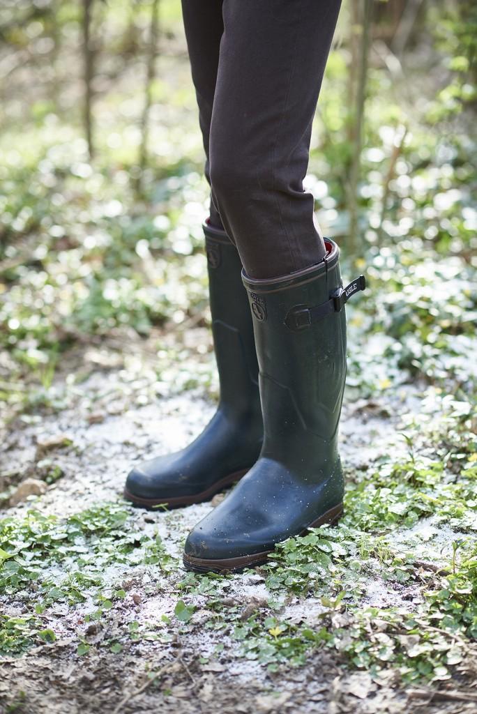 meilleur service a2b8c 360b8 Aigle Parcours 2 ISO Neoprene Wellington Boots (Unisex)
