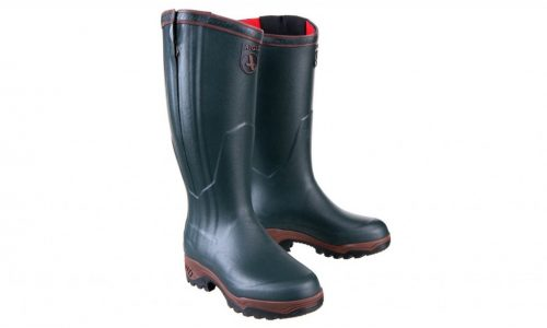 Aigle Parcours 2 ISO Open Wellingtons (Full Side Zip)