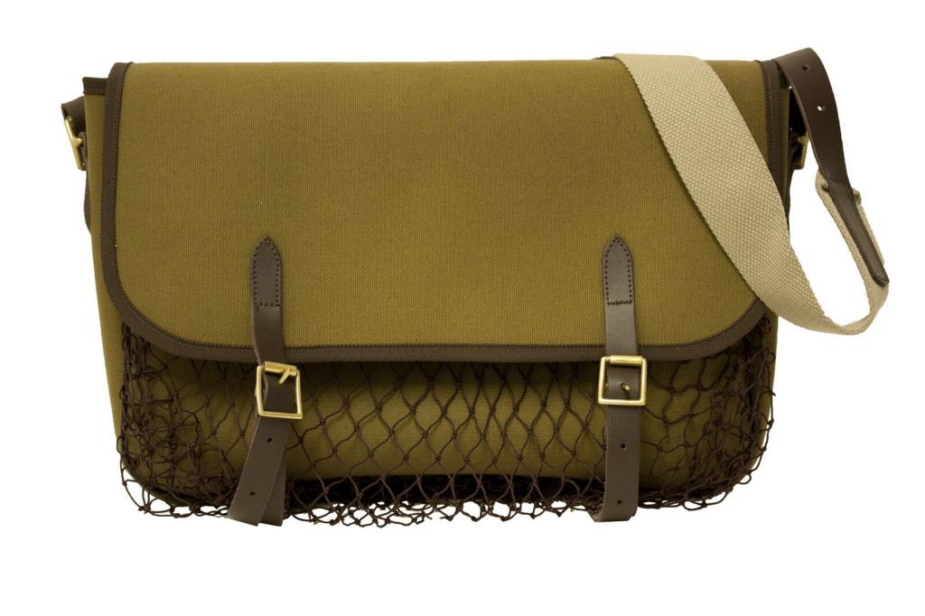 Bisley Game Bag Green